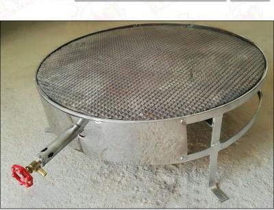 تنور گازی زمینی چدن 60سانت TG105
