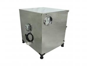 تنور سرآشپز تمام استیل (2سینی) TG126با موتور جوجه گردان