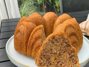 کیک هویج در تنور مبتکر