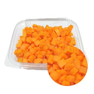 هویج خرد شده (نگینی)