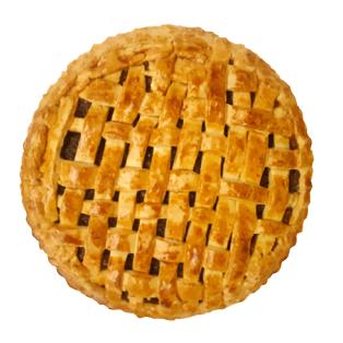پای سیب (تازه)