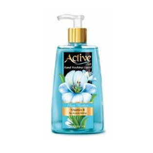 مایع دستشویی ویتامینه و نرم کننده اکتیو 450گرمی