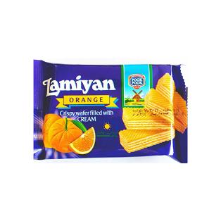 ویفر پرتقالی لامیان