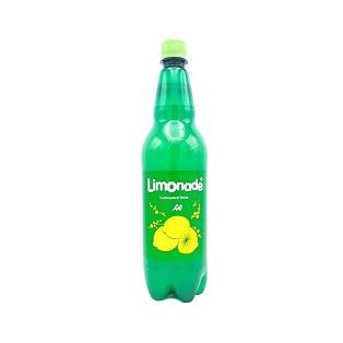 نوشابه لیموناد گازدار زمزم - 1 لیتر