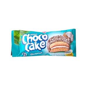 شوکو کیک دو قولو آلبینا