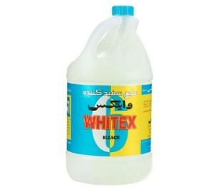 مایع سفید کننده معطر وایتکس 4لیتری اصل
