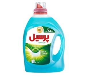 مایع لباسشویی پرسیل 2/7لیتر