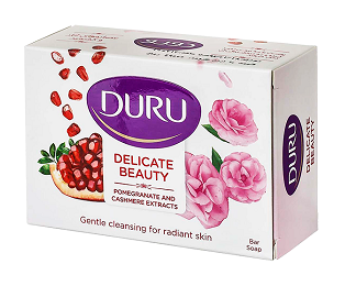 صابون  انار و کشمیر DURU