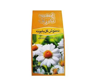 دمنوش كيسه ای گل بابونه نادری بسته 12 عددي