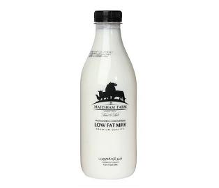 شیر کم چرب ماهشام