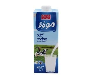شیر پر چرب مووو یک لیتر