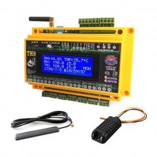 کنترلر سیم کارتی دما و رطوبت مدل TH8