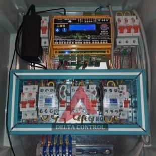 کنترلر سیم کارتی دما و رطوبت