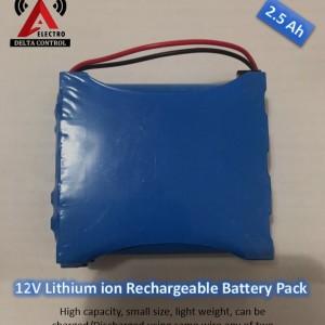 باتری شارژی 12 ولت