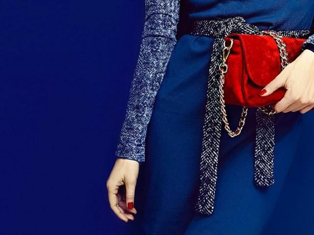 ۱۰ ترکیب رنگ بینظیر برای لباس زنانه از مد سال ۲۰۲۰