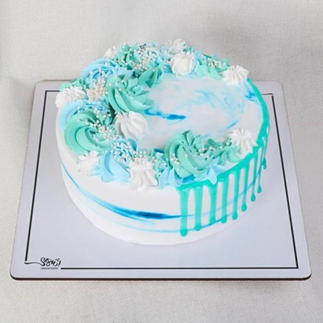 کیک خامه ای کد226