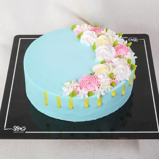 کیک خامه ای کد231