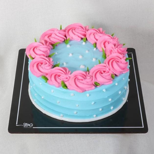 کیک خامه ای کد232