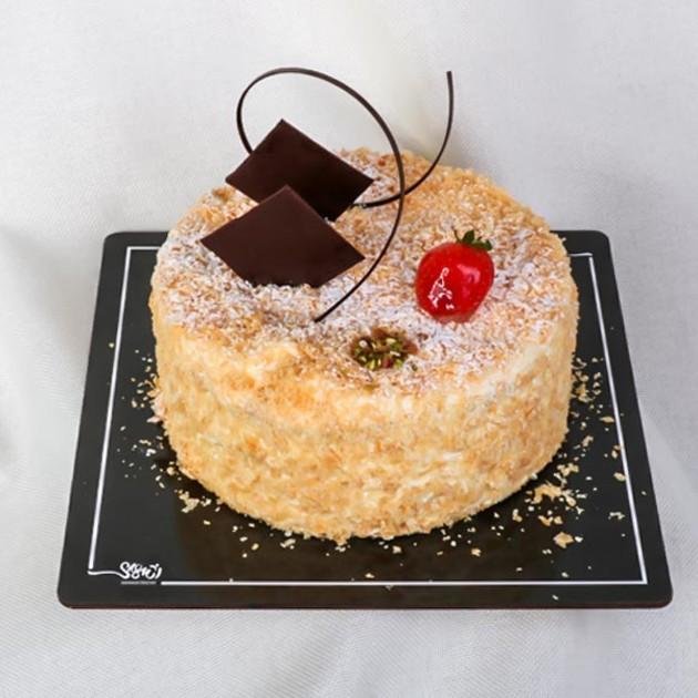 کیک خامه ای کد209