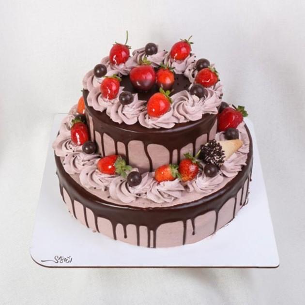 کیک شکلاتی کد229