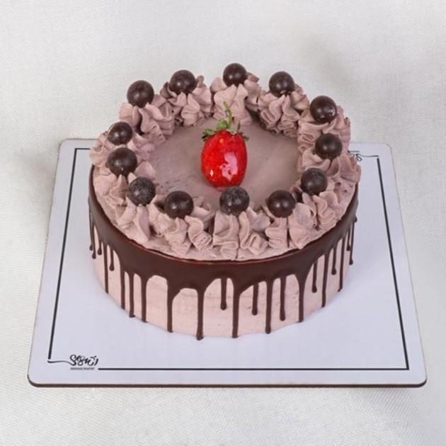 کیک شکلاتی کد 338