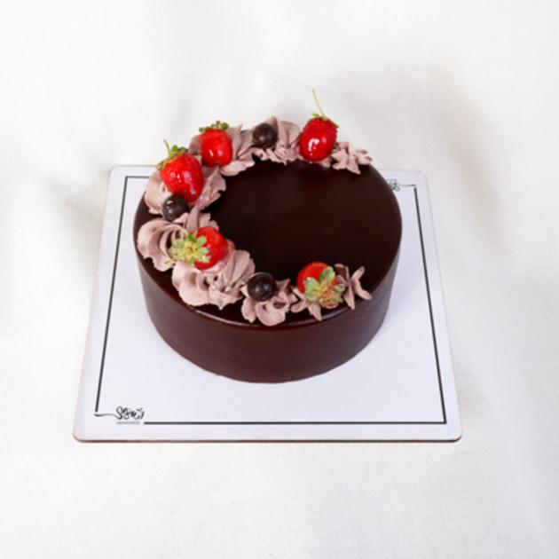 کیک شکلاتی242