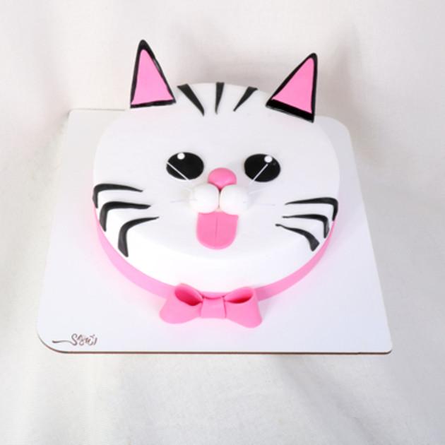 کیک گربه کد245