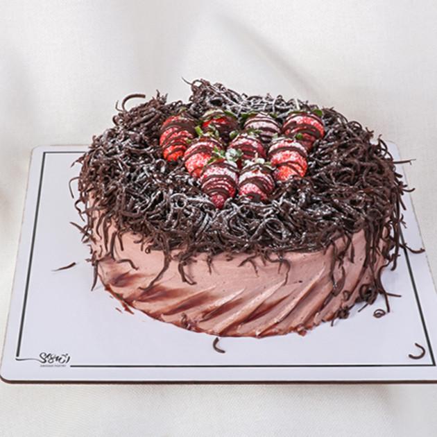 کیک شکلاتی کد258