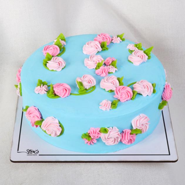کیک خامه کد262
