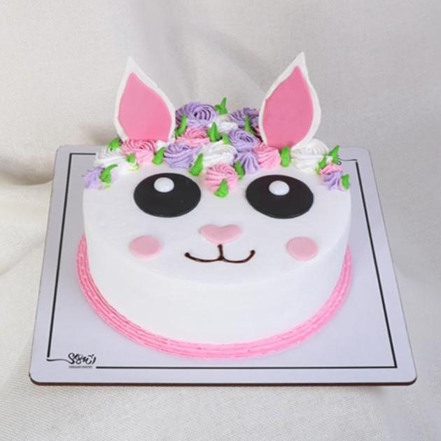 کیک خرگوش