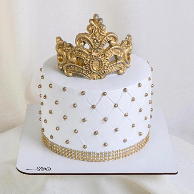 کیک تاج کد127