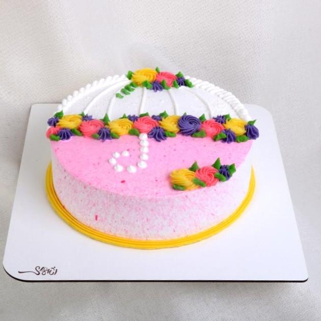 کیک چتر