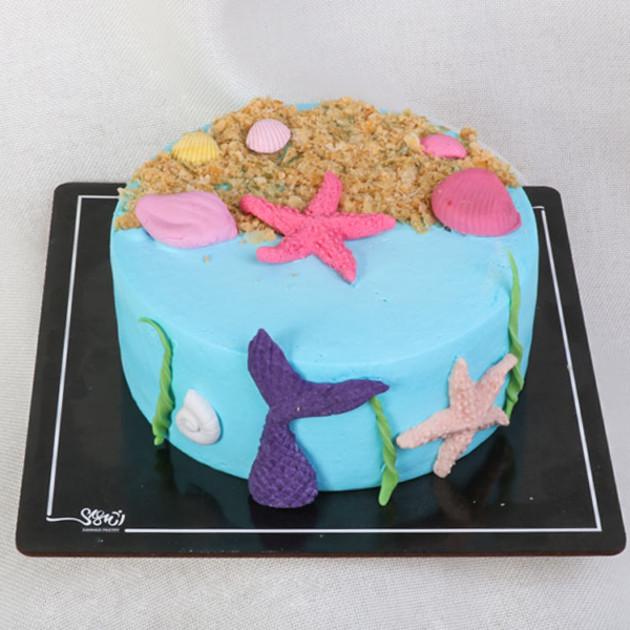 کیک خامه کد281