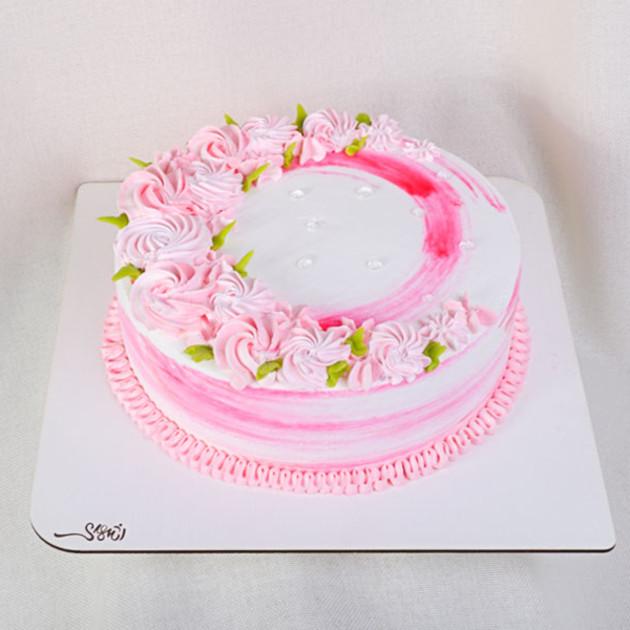 کیک خامه