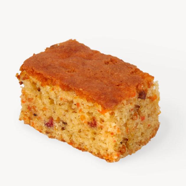 کیک هویج ساده