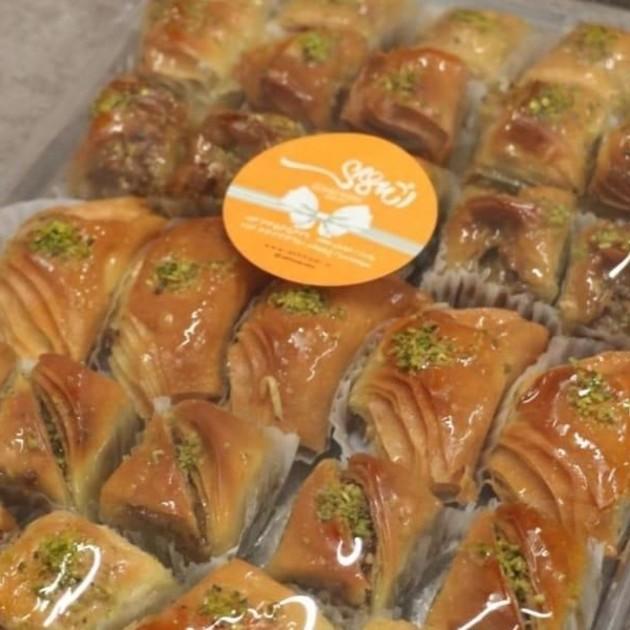 شیرینی باقلوا (کد 52)