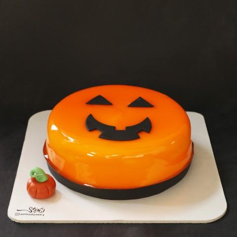 کیک هالوین
