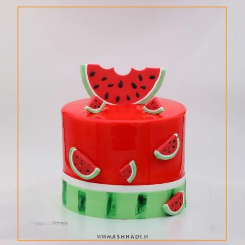کیک یلدا کد یک