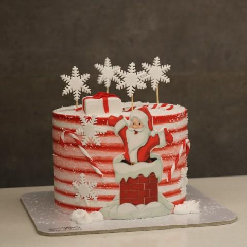 کیک بابا نوئل