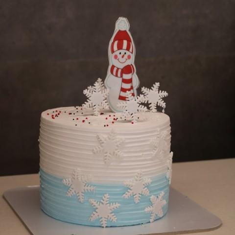 کیک برفی