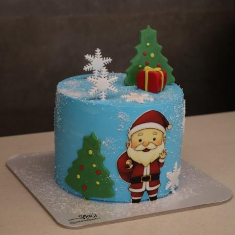 کیک بابا نوئل 2