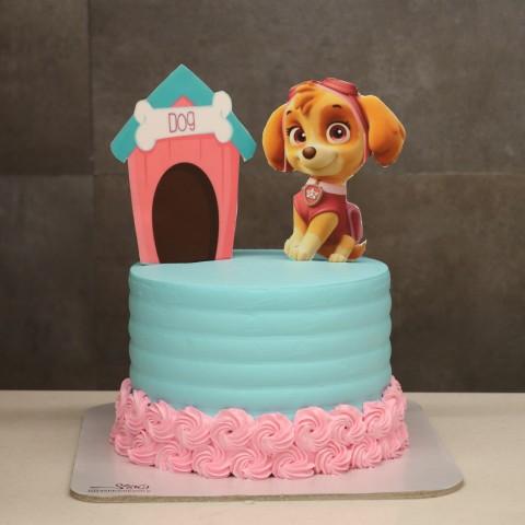 کیک سگهای نگهبان 2