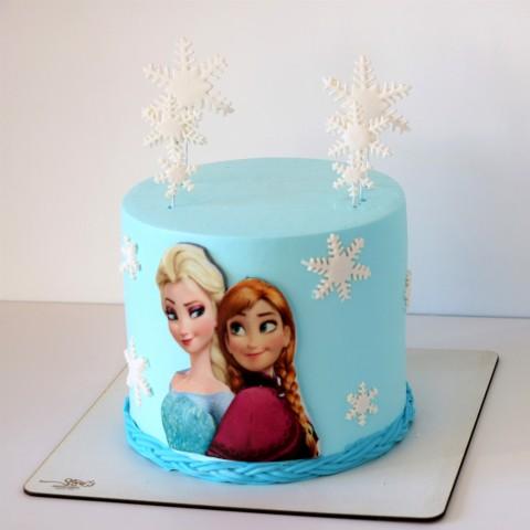 کیک آنا و السا
