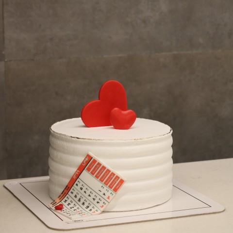 کیک تقویم