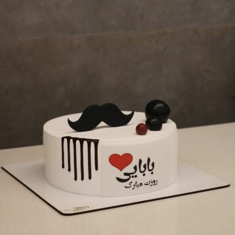 کیک بابایی