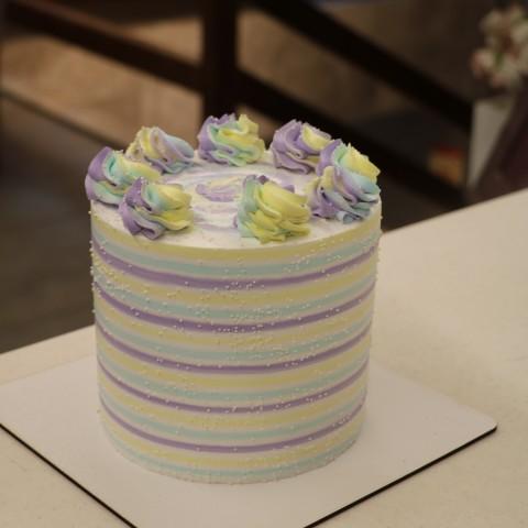 کیک خامه کد 956
