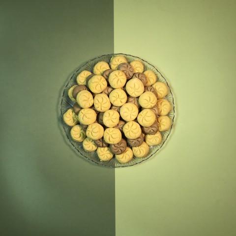 کد سه -نخودچی گرد