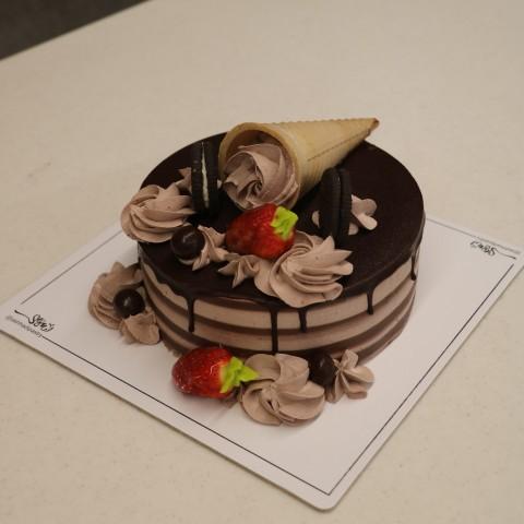 کیک شکلاتی کد4003
