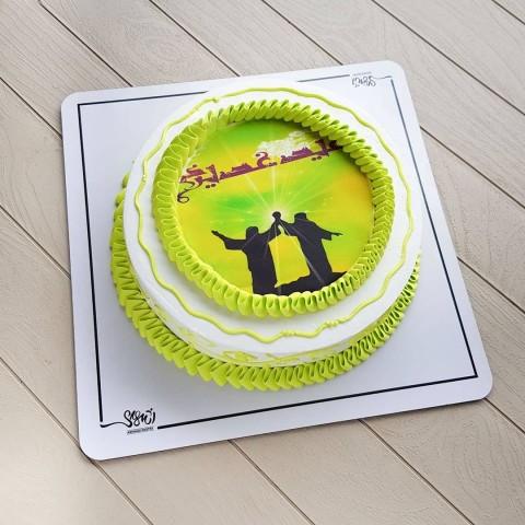 کیک عید غدیر کد هفت