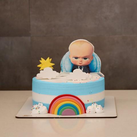 کیک بچه رییس